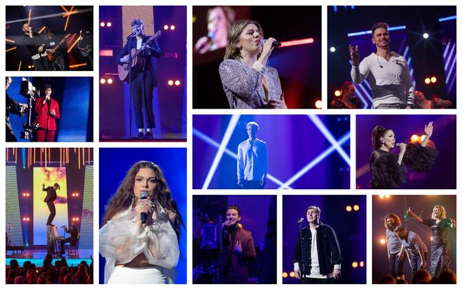 Eesti Laul 2020 finalistid