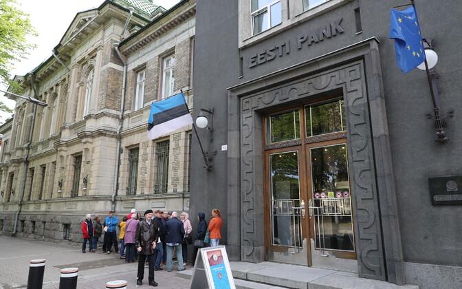 Bank of Estonia.
