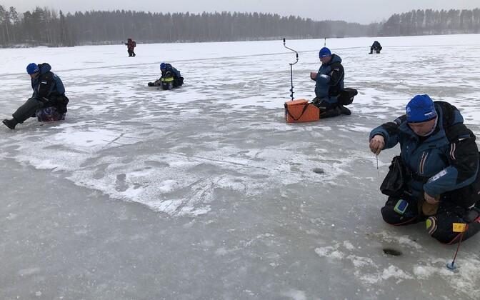 Eesti kalasportlased pälvisid MM-il 10. koha