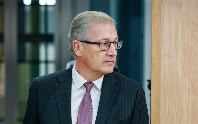 Vandeadvokaat Aivar Pilv.