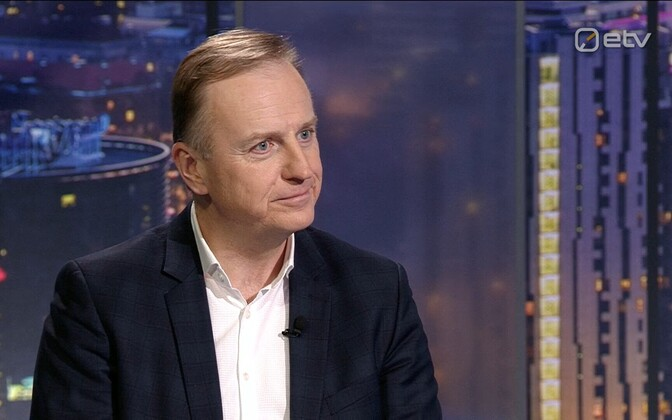 Andre Veskimeister.