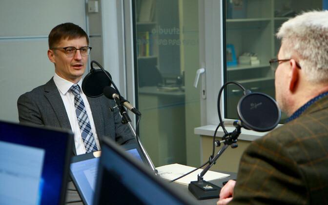 Ivo Pilvingu intervjuu Toomas Sildamile.