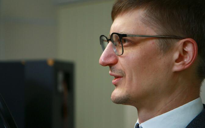 Supreme Court Judge Ivo Pilving.