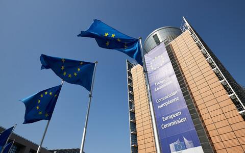 Euroopa komisjoni hoone Brüsselis.