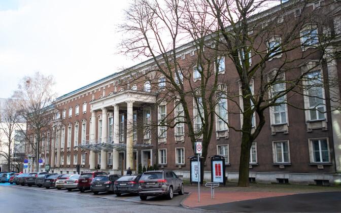 Vanalinna Teatrimaja asub aadressil Sakala 3.