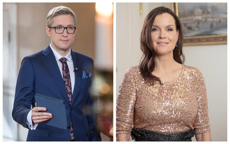 Johannes Tralla ja Katrin Viirpalu