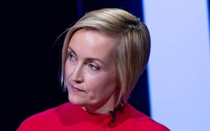 Estonia 200 chairman Kristina Kallas.