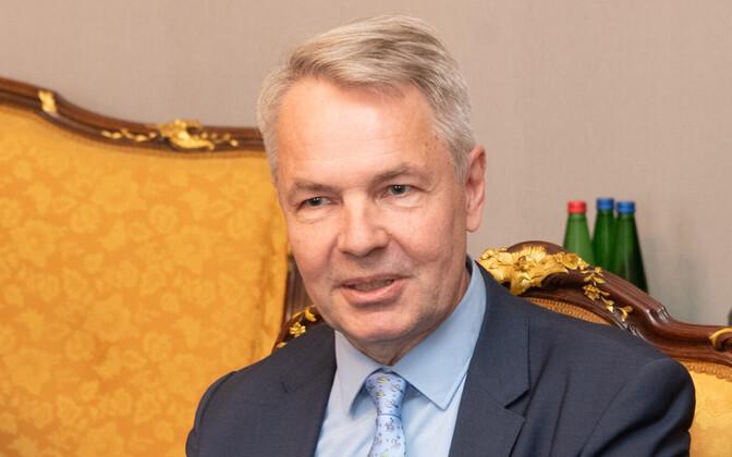 Soome välisminister Pekka Haavisto