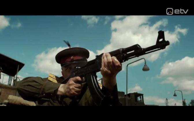 Фильм Константина Буслова рассказывает о создателе знаменитого АК-47.
