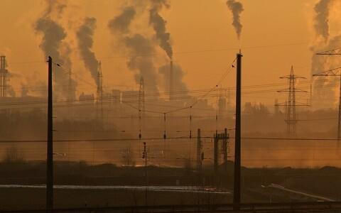 Загрязнение воздуха приводит к развитию таких болезней как, например, астма. Иллюстративная фотография.