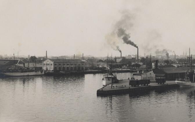 Причал Байкова – место рождения Морского музея.