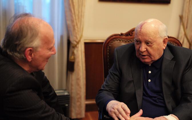 Kohtumine Gorbatšoviga