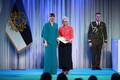 President Kersti Kaljulaid andis üle riiklikud teenetemärgid. Margo Orupõld – lähisuhtevägivalla ohvriabi edendaja ja ettevõtja, kelle algatusel asutati Pärnumaal naiste varjupaik.