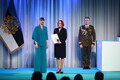 President Kersti Kaljulaid andis üle riiklikud teenetemärgid. Ruth Annus – riigiametnik, e-residentsuse ja kodakondsuspoliitika arendaja.