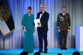 President Kersti Kaljulaid andis üle riiklikud teenetemärgid. Kalle Elster – heategevuse edendaja ja ettevõtja.