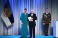 President Kersti Kaljulaid andis üle riiklikud teenetemärgid. Leev Kuum – majandusteadlane, kelle majanduskonjunktuuri uuringud on aidanud meie ettevõtjaid aastakümneid.
