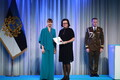 President Kersti Kaljulaid andis üle riiklikud teenetemärgid. Liivi Loide – Tartu maakohtu kohtunik ja kohtu esimees, kes on hea seisnud väikeste kohtumajade ja riigi kohaloleku säilimise eest väikelinnades.