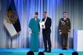 Президент Кальюлайд вручила государственные награды.