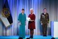President Kersti Kaljulaid andis üle riiklikud teenetemärgid. Ülle Alanurm – hoolekande edendaja ja perearst Pärnumaal.