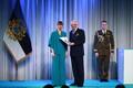President Kersti Kaljulaid andis üle riiklikud teenetemärgid. Lars-Eric Boreström – Eesti aukonsul Göteborgis, kes on andnud suure panuse Eesti-Rootsi suhete edendamisse.