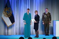 President Kersti Kaljulaid andis üle teenetemärgid. Urve Landers – eestluse hoidja Prantsusmaal.