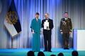President Kersti Kaljulaid andis üle riiklikud teenetemärgid. Kuno Männik – teedeinsener ja teehoiu edendaja.