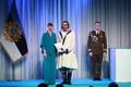 President Kersti Kaljulaid andis üle riiklikud teenetemärgid. Ahto Raudoja – kohaliku elu edendaja Setomaal.