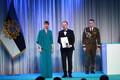 President Kersti Kaljulaid andis üle riiklikud teenetemärgid. Jüri Voodla – rahvaspordi edendaja.