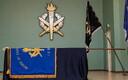 Eesti Reservohvitseride Kogu ja Tartu linn annetasid Kaitseväe Akadeemiale uue lipu.