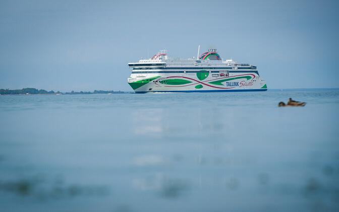 Tallinn-Helsinki ferry (picture is illustrative).