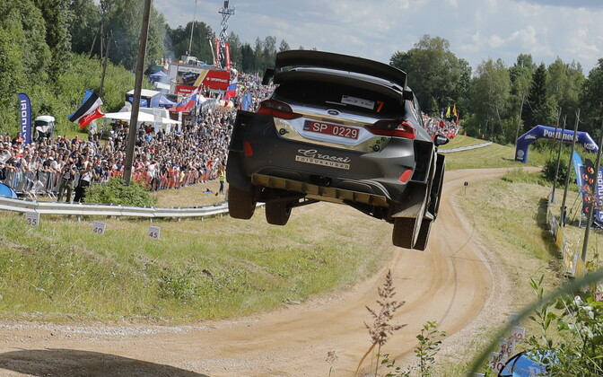Rally Estonia 2019.
