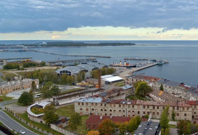 Meremuuseum tähistab sünnipäeva näitusega Eesti sadamate sajandist