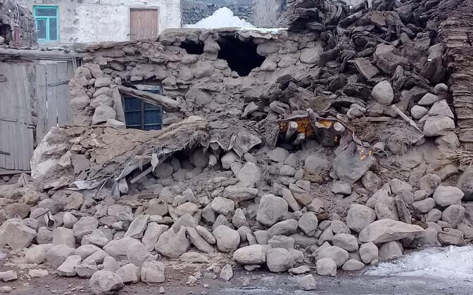 Türgi maavärin.