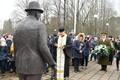 Торжественное открытия памятника Константину Пятсу в Тойла.