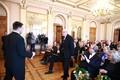 Teaduste akadeemia majas jagati aastapreemiaid.
