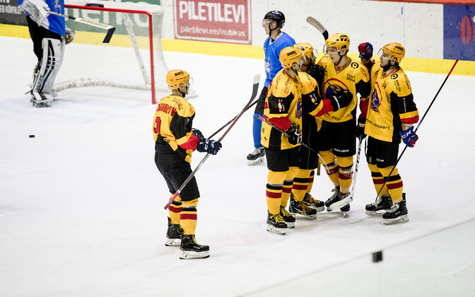 Хоккеисты тартуского