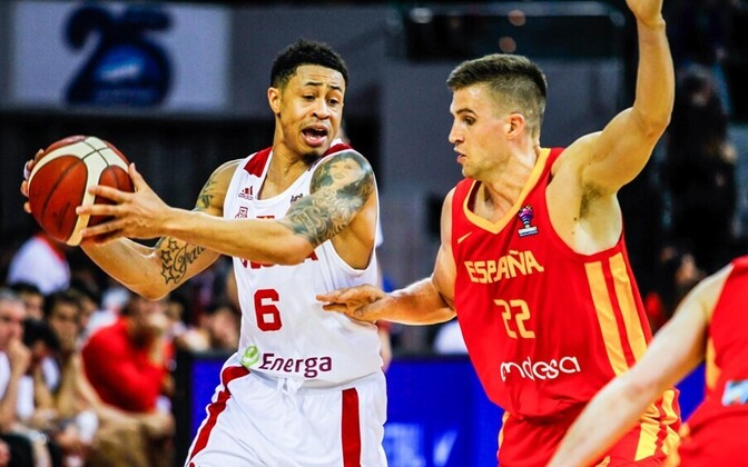 Hispaania - Poola EM-valikmäng