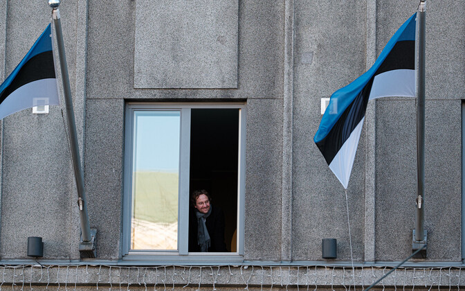 Independence Day in Tallinn.