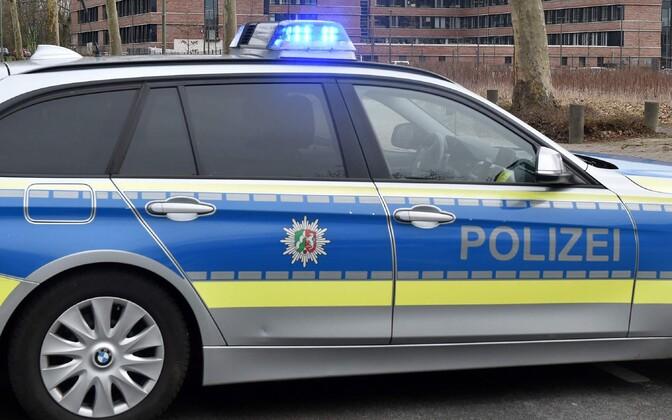 Полиция Германии.