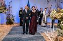 Eesti Endiste Poliitvangide Liidu esimees Harri Tromp ja abikaasa Helle Tromp