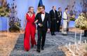 Eesti Perearstide Seltsi juhatuse esinaine Le Vallikivi ja abikaasa Janek Ottis