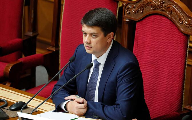 Дмитрий Разумков.