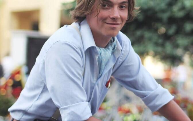 Андрей Любка.