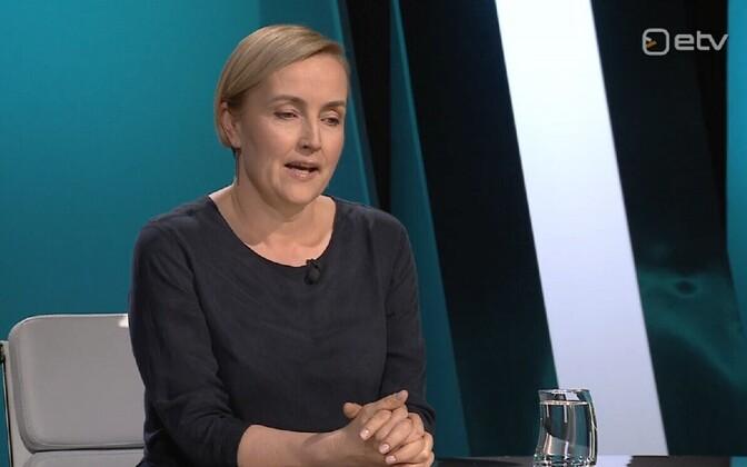 По словам Кристины Каллас, у правительства нет четкого понимания, какие альтернативы возможны в случае отказа от сланцевой энергетики.