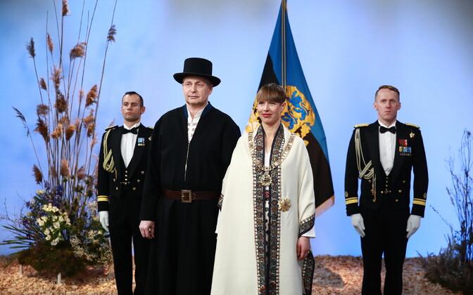 Estonia's 102th anniversary.