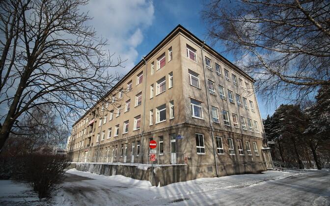 Lääne-Tallinna keskhaigla nakkuskliinik