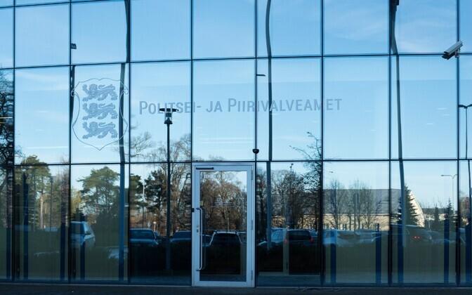 PPA office on Tammsaare tee in Tallinn
