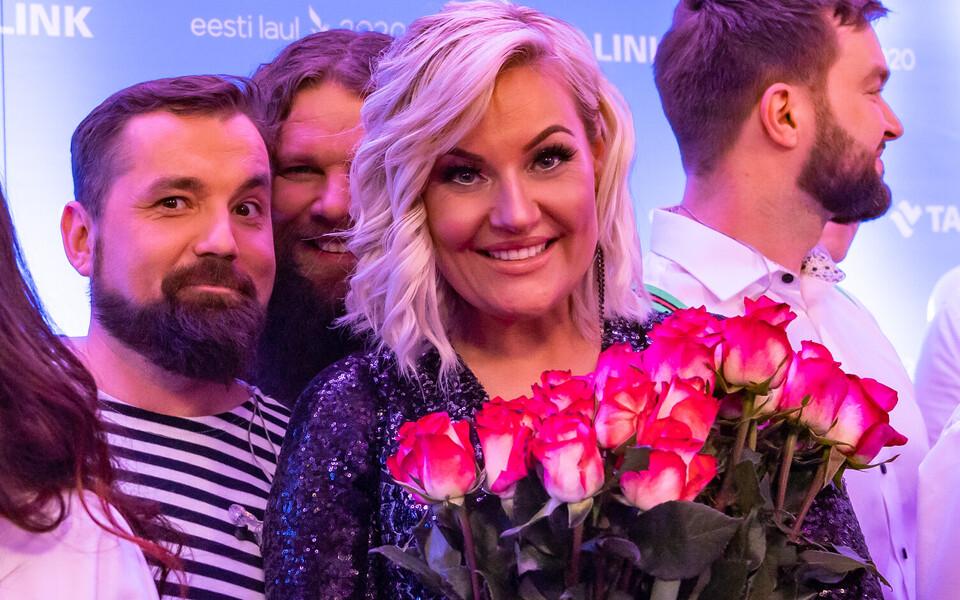 Eesti Laulu poolfinalistid jagasid autogramme