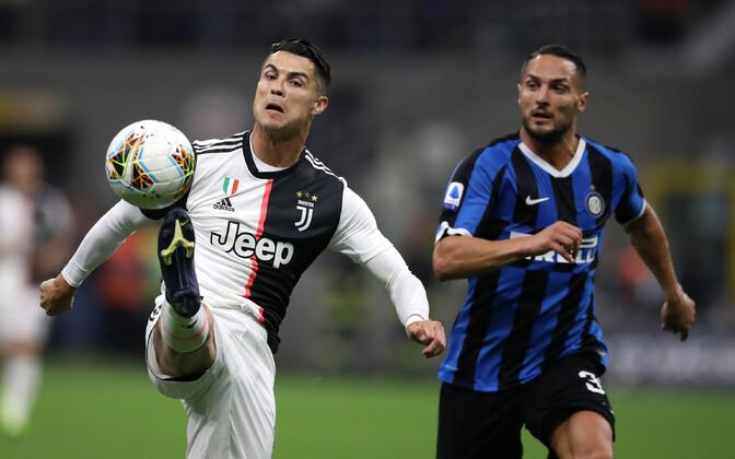 Juventuse ja Interi vaheline kohtumine oktoobris