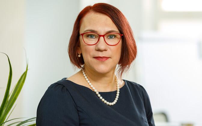 Руководитель отдела гражданства и миграционной политики Министерства внутренних дел Рут Аннус.